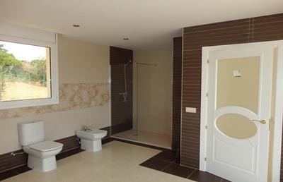 Puerta armario baño